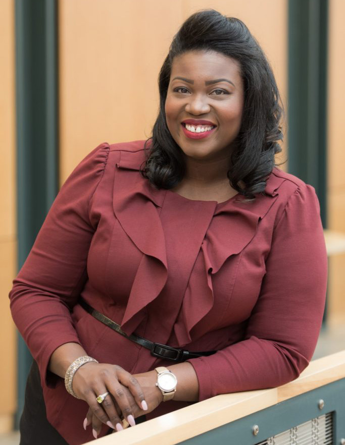 Chabre Vickers, vice president community development officer for Wells Fargo & Company in Oregon and Southwest Washington